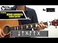 Cómo tocar Héroe Favorito de Romeo Santos en Guitarra   Tutorial COMPLETO + PDF GRATIS