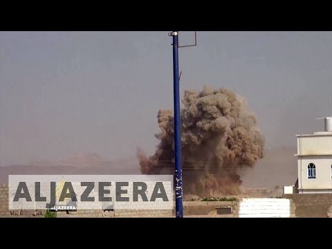 Yemen: Dozens killed by Saudi-led coalition strike