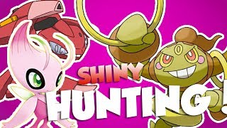 SHINY HUNTING HOOPA AND CELEBI IN NEW UPDATE!! - Roblox - Pokemon Brick Bronze