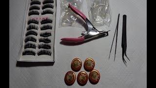 Посылка с Алиэкспресс  Типсы для наращивания ногтей, когтерезка, пинцеты, китайский бальзам(Верни 7 % от стоимости покупки!!!!! Зайди по ссылке, зарегистрируйся и получай скидку на каждую покупку!!! https://ca..., 2016-02-06T12:31:20.000Z)