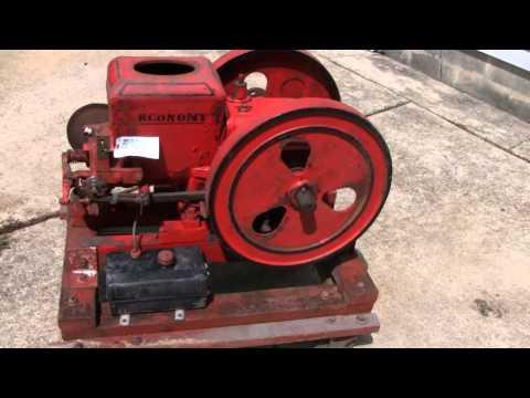 3½ HP ECONOMY ENGINE (STOVER CT-3)