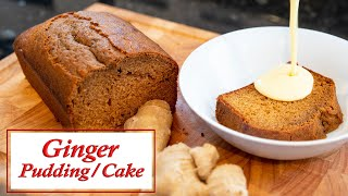 Ginger  / Cake / bread /pudding, Easy recipe