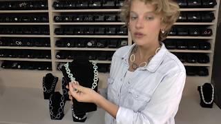 Loes Theunissen - Porseleinen sieraden - Porcelain jewelry