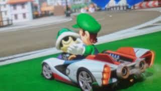 Luigi Death Stare Cross Music : Troll Baby Rosalina Mario Kart 8
