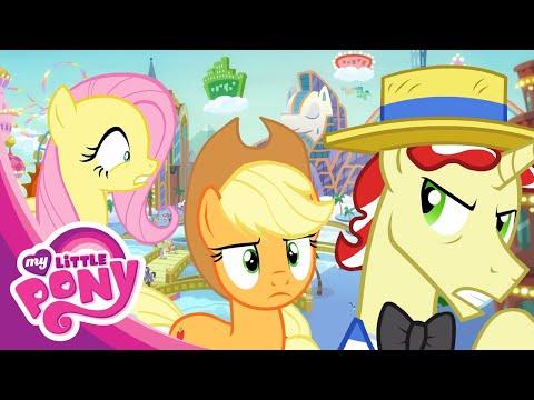 Мой Маленький Пони - мультсериал. Дружба - это чудо! Вива Лас-Пегас