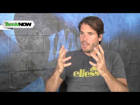 Tommy Haas on His Singing Voice & Fatherhood