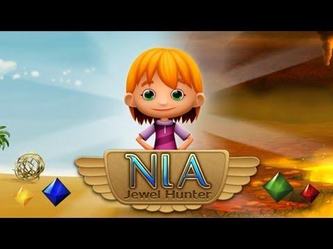 Nia Jewel Hunter - Universal - HD Gameplay Trailer