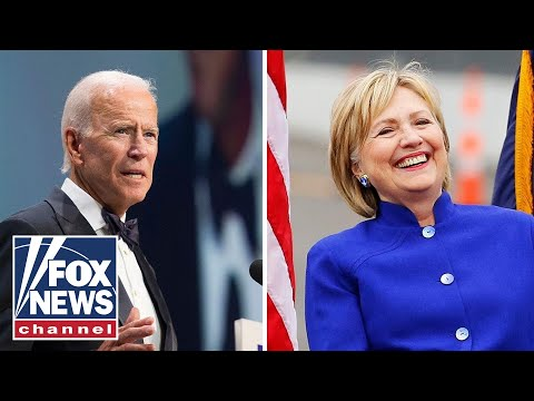 Hillary Clinton, Joe Biden go on the attack against Trump