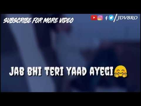 jab teri yaad aayegi video song download pagalworld.com