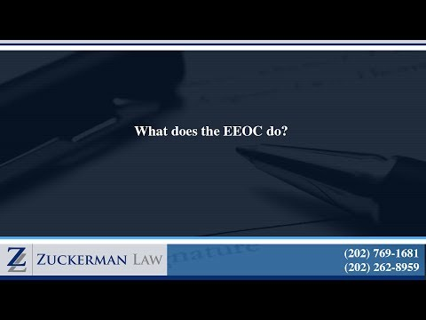 4 key points about EEOC discrimination charges - Zuckerman Law