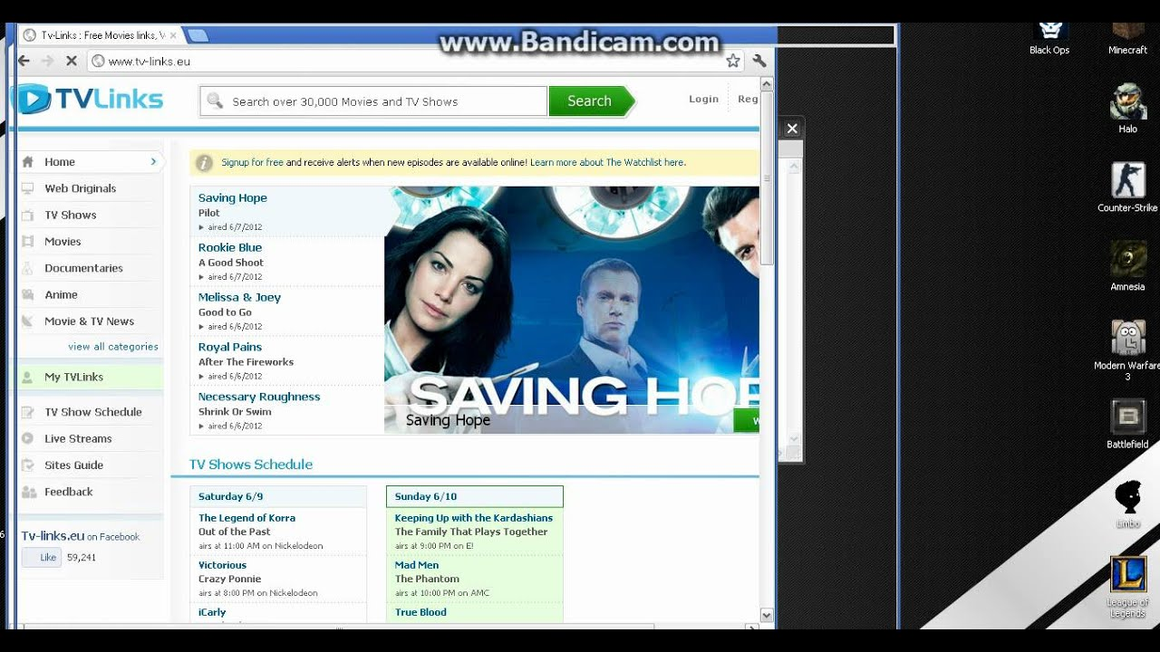 How To Watch TV Shows On Your Computer for Free - YouTube
