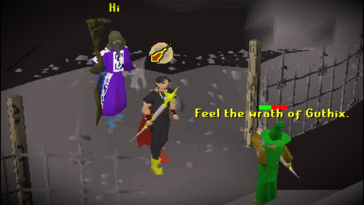 They Found My HCIM at Mage Arena - PvP HCIM