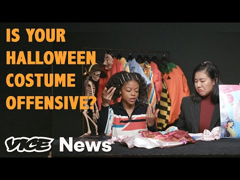 Is Your Halloween Costume Offensive?
