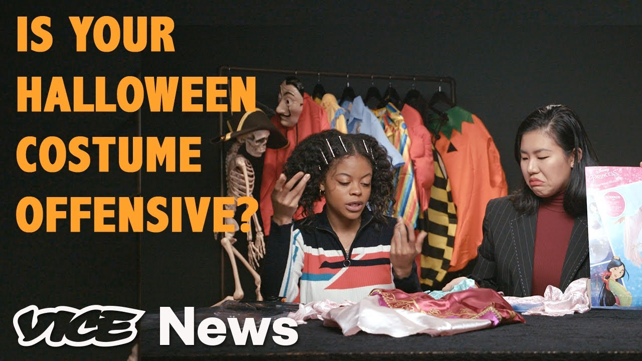 [VIDEO] - Is Your Halloween Costume Offensive? 7