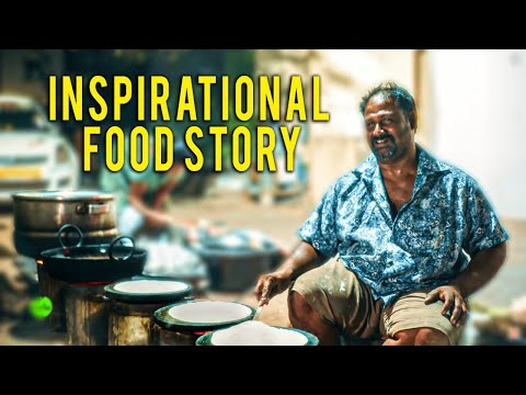 15 Rs Breakfast | Idly Dosa on Bike on the Streets of Hyderabad  | Street Food | 4K Video