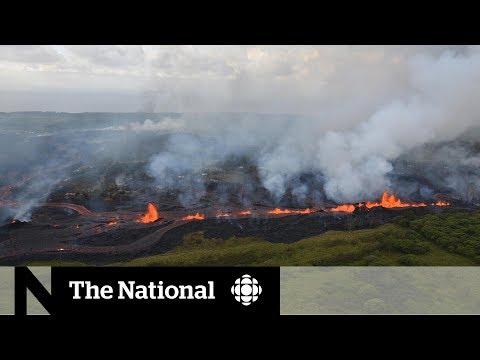 New threats to Hawaii from Kilauea volcano