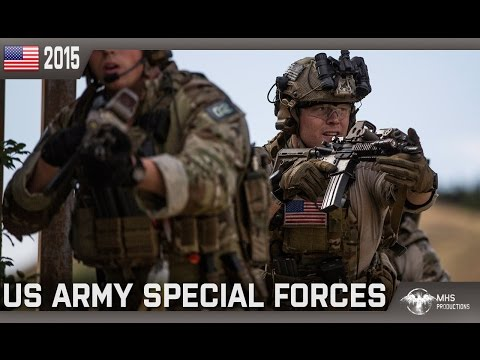 """US Army Special Forces \ Green Berets 