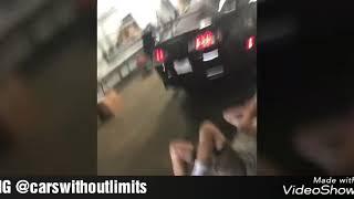 Toyota Supra Anti-Lag Demo