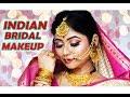 Indian Bridal Makeup|| Wedding Makeup Tutorial|| Parna's Beauty World
