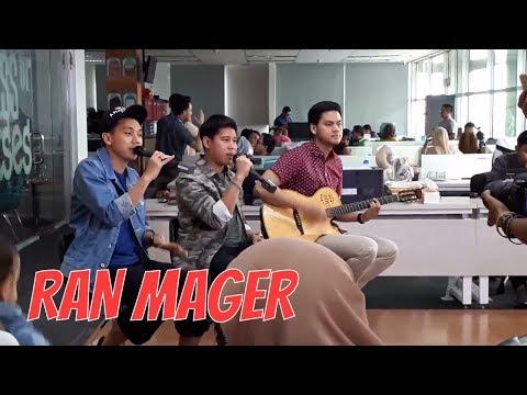 RAN MAGER Live at Detikcom
