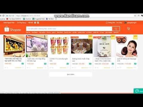 Shopee là gì???Bán hàng trên shopee hiệu quả - Kinh doanh online p1