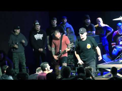 Down To Nothing @ Back To Reality Fest II (15.10.2016)