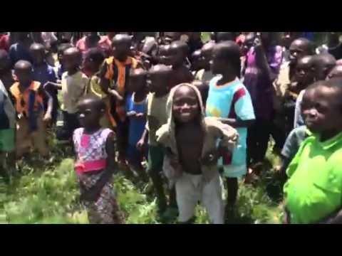 Congo dancers
