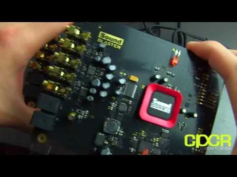 Creative Sound Blaster ZX Unboxing