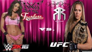 WWE2K16 -