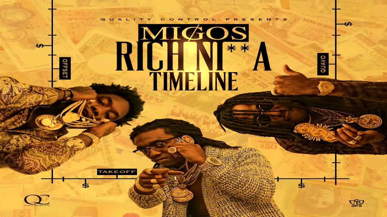 Download Migos - Rich Nigga Timeline [Prod by Zaytoven]