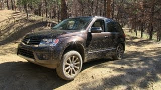 2013 Suzuki Grand Vitara: Behind the Scenes of a TFLcar Off-Road Review