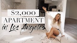 APARTMENT HUNTING IN LA (without a credit score) | LA Diaries #2
