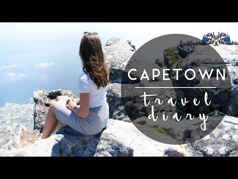CAPE TOWN  | TRAVEL DIARY