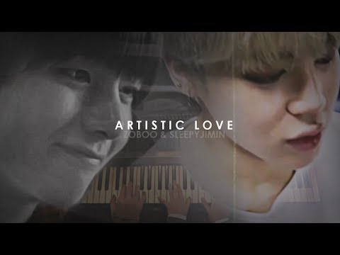 vmin | artistic love ft. Sleepyjimin