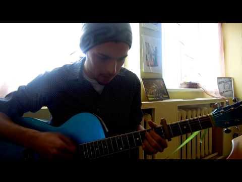 Edgars Kreilis - Dear Darlin (Olly Murs acoustic cover)
