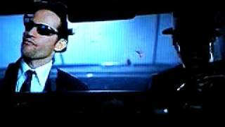 Pelicula:The blues brothers,granujas a todo ritmo.Actor:Enrique Carmona Rey.