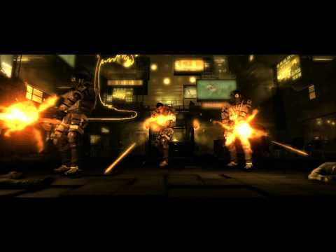 YogTrailers - Deus Ex: Human Revolution - E3 Trailer 2011