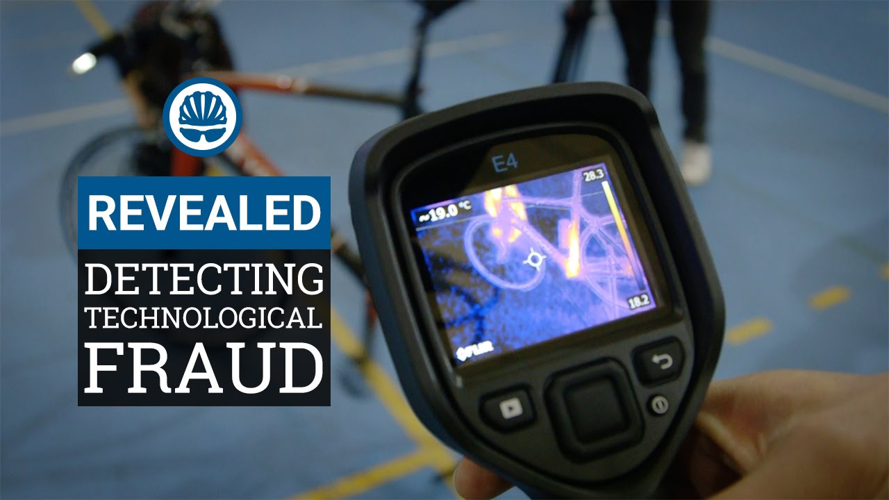 UCI Technological Fraud (Mechanic Doping) Detection System