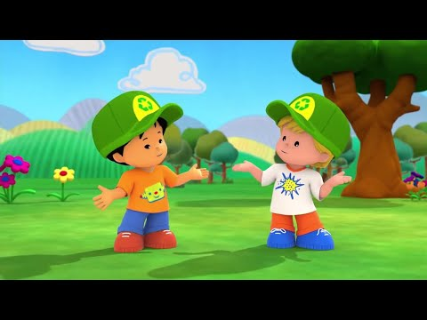 Play Time In The Garden ⭐Little People ⭐1 HOUR COMPILATION ⭐New Season! ⭐ Full Episodes