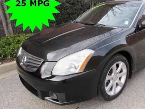 2008 nissan maxima used cars olive branch ms - youtube