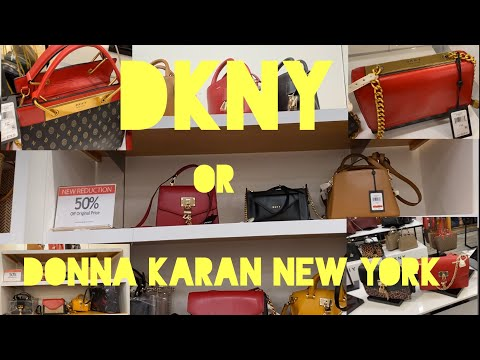 DKNY BAGS PRICES/DONNA KARAN NEW YORK BAGS PRICES|U.S.A|OCTOBER 2019