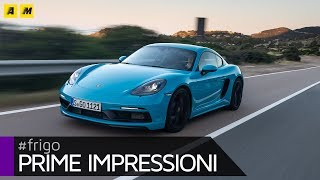 Porsche 718 Cayman GTS | Bella fuori, cattiva dentro