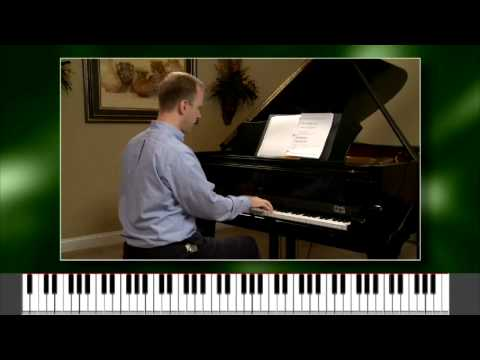Hymnplaying Piano Lesson