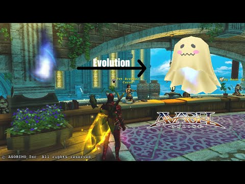 AVABEL ONLINE : Pet Evolution