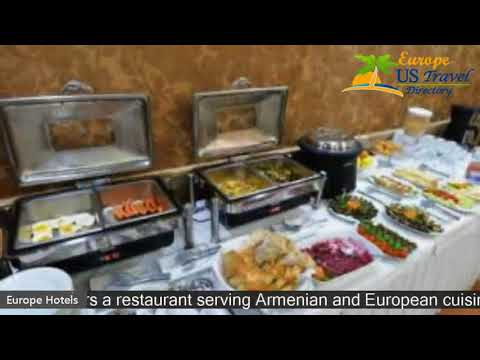 Yerevan Deluxe Hotel - Yerevan Hotels, Armenia