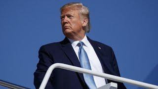 President Trump shows utter disdain for law