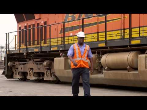 Careers At BNSF: Darnell Reid, Mechanical Foreman