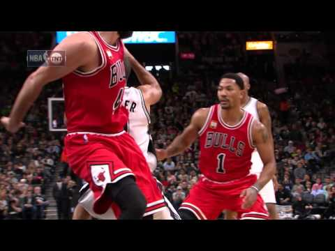 Top 5 NBA Plays: March 10th