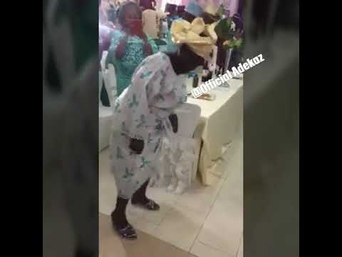 Woman dancing Wo!!! By Olamide.