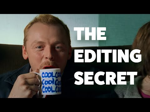 Edgar Wright  How To Edit To The Beat
